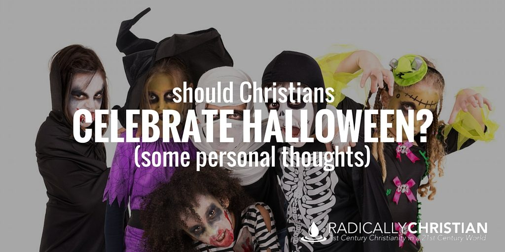 dont take it so seriously honestly ive never found myself in either of these two camps here are my thoughts on christians celebrating halloween